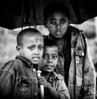 Faces from Ethiopia II by bad95killer