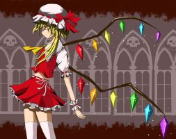 Flandre Scarlet by ars0