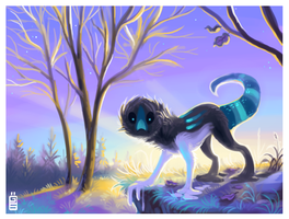 Cold Morning by griffsnuff