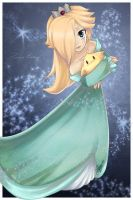 rosalina with destello by gabrielomarhernandez