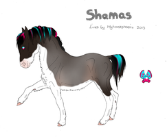 Shamas Import #30 by TalonV