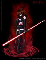 Lady Darth Kanetaker by DARTH-KANETAKER