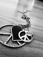 PeaceLoveHappiness by mariahbees