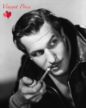 Vincent Price by HalloweenMAGE