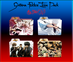 Gintama Folder Icon Pack by Viole1369