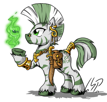 Green is Your colour by SonicPegasus
