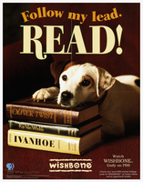 Wishbone Poster Set - Follow My Lead. READ! by The-Toy-Chest