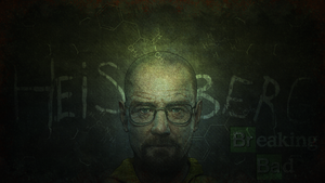 breaking bad Heisenberg by Gtande10