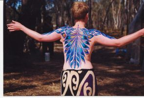 Body Paint by graemeb