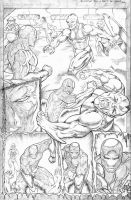 Blackstone Book 1 Page 2 by Robert A. Marzullo by ramstudios1