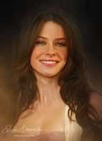 Pretty Face P2 - Evangeline Lilly by artistamroashry