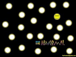 Be Abnormal by thypentacle