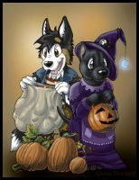 Halloween 2010 by jaxxblackfox