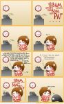 Strip : Wrong number by Lylia-chan