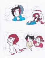 ace x beanies pfft i ship it by askthumper