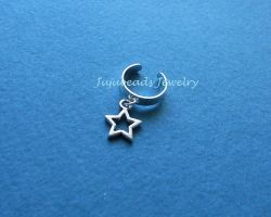 Starry Lil Ear Cuff by Julix04