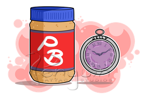 Peanut Butter Jelly Time by PenguinAttackStudios
