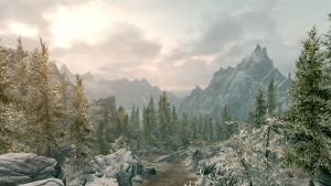 Skyrim - First View by OO87adam