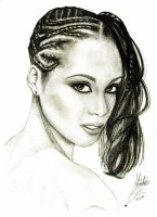 Alicia Keys by miky4ever85