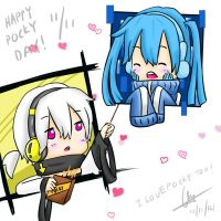 Happy Pocky Day 2014 by Littlemay528
