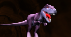 MMD Newcomer Chomper + DL by Valforwing