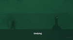 Undying minimalistic wallpaper by Ciscopete24