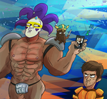 Vin, Mike, and Darren play Terraria by NegitiveX