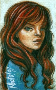 Sketchcard No. 2 by Miato-says-meow