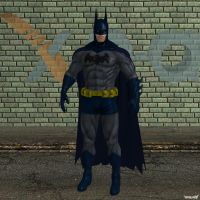 XNA Batman Long Halloween by X-N-A
