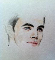 Chris Pine... by Auri3