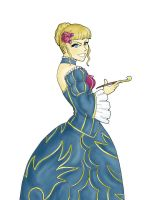 Beatrice Color by EmmersDrawberry