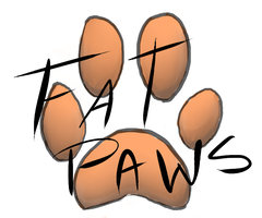 FatPaws Logo Commish by Delta-YD