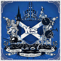 YES! - We Are Scotland by Quadraro