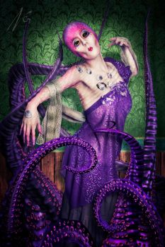 Lady Octo-Niki by falt-photo