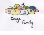 DANGO FAMILY by 100Teardrops