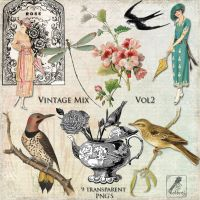 Vintage mix,vol2 by libidules