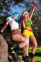 Lilith-merchi Bulma-lunch (4) by dashcosplay