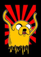 jake the dog by Lopan4000