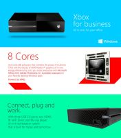 XBOX ONE for business #1 by MetroUI