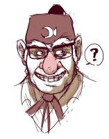 Grunkle Stan by Carmessi