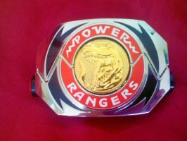 Red Ranger Morpher by RussJericho23