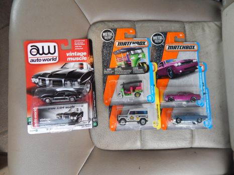New DIecast Haul - April 24, 2017 by TheImperialChrysler