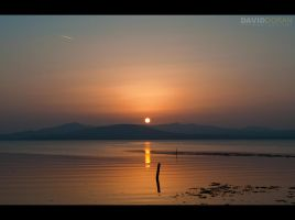 Donegal Sunset by Dave-D
