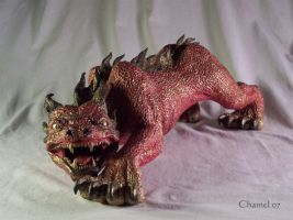 Dragon: After Front by Chamel413