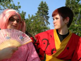 Is that your real color? by okamixcosplayer