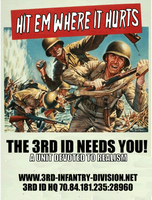 Recruitment Poster 2 by REDxSCARE