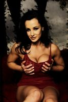 Lisa Ann iPod + iPhone BG v3 by Photshopmaniac