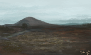 Landscape Practice 1 by TurboSolid