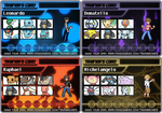 TMNT Pokemon Teams by Phenom-Jak