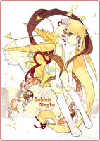 Golden Gingko [CLOSED] by rainue